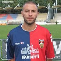 """Sandreani Jr. da tifoso biancoscudati a capitano del Gubbio: """"A 15 anni ero allo spareggio di Cremona."""""""