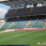 Pochi, ma rumorosi supporters bergamaschi