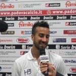 Di Gennaro è felice per il primo gol in maglia scudata