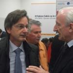 Presidente Gabrieli e Presidente Cestaro