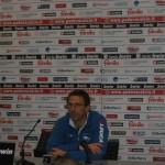 Il tecnico Eusebio Di Francesco