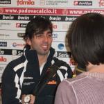 José Ángel Crespo frente a las cámaras