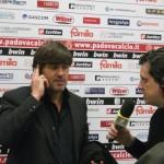 """Mister Alessandro Calori: """"Meno brillanti, ma davanti avevamo il Toro"""""""