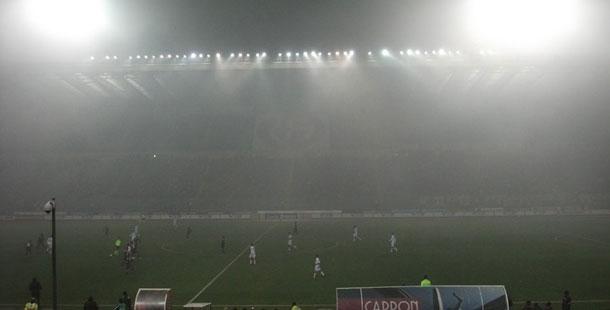 Nebbia Sull'Euganeo