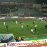 Fasi di Gara iniziali di Padova-Piacenza