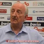 """Cestaro: """"Ora importante fare bene a Frosinone"""""""