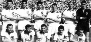 Padova 1966/67: Carminati il primo accosciato a sinistra