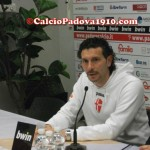 """Dal Canto: """"Milanetto in tribuna scelta tecnica"""""""
