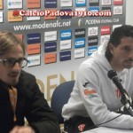 Dal Canto in conferenza stampa