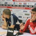 """De Luca """"annoiato"""" e Filipe Gomes"""