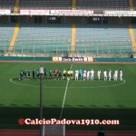 Padova e Nuova Piombinese in campo