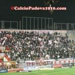 Tifosi del Padova al Menti