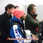 Insigne ascolta la conferenza stampa di Zeman