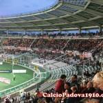 Torino - Padova coreografia