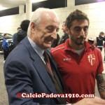 Cestaro con Renzetti parla di Superga con delle tifose granata