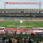 Padova - Gubbio : prepartita con le giovanili e i figli di Rocco