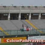 Padova - Gubbio : tifosi eugubini