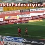 Padova - Gubbio : i rossoblu salutano tifosi e Serie B