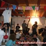 Alta Padovana Biancoscudata : il live dei Positiva