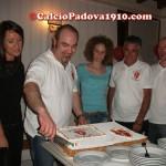Alta Padovana Biancoscudata : taglio della torta