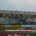 Padova-Ascoli: tifosi bianconeri