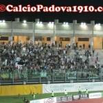 Padova-Ascoli: tifosi bianconeri in festa