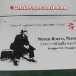 L'angolo dedicato a Nereo Rocco