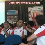 Presentazione nuove maglie Calcio Padova Joma 2012/2013