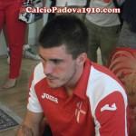 Jelenic: Presentazione nuove maglie Calcio Padova Joma 2012/2013