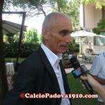 Presentazione nuove maglie Calcio Padova Joma 2012/2013 Baraldi
