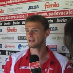 Alessandro De Vitis in conferenza Stampa