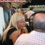 Barbara Carron ai microfoni di Antonio Ammazzagatti
