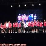 Le giovanili sul palco dell'Appiani