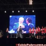 Il presidente Marcello Cestaro