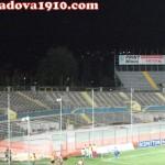 Brescia-Padova : la curva in ristrutturazione
