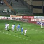 La sequenza del gol di Viviani su punizione