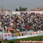 Aspettando il derby, i tifosi del Padova