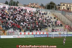 Aspettando il derby, i tifosi del Padova e Gatton Gattoni