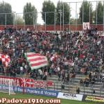 La curva del Vicenza
