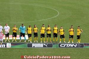 Vicenza e Padova in campo