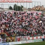 Sciarpata dei tifosi del Padova