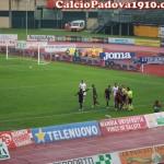 Proteste baresi dopo i gol annullato a Iunco