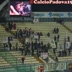I tifosi del Padova a Modena