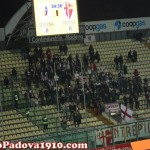 Tifosi del Padova a Modena