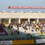 Tifosi del Cittadella prima della gara