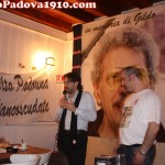 Alta Padovana Biancoscudata: il presidente Alex Frasson e il sindaco di Fontaniva Marcello Mezzasalma