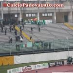 Tifosi del Sassuolo al gol dell'1-0