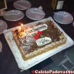 Alta Padovana Biancoscudata: la torta per il compleanno di Silvia Fattori