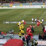 Grosseto-Padova entrano in campo