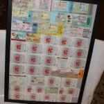 La raccolta di biglietti storici degli Intrepidi